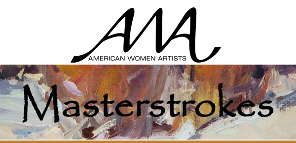 AWA American Women Artists - Masterstrokes