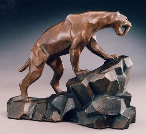 Rosetta Sculpture -Portfolio - Other Big Cats